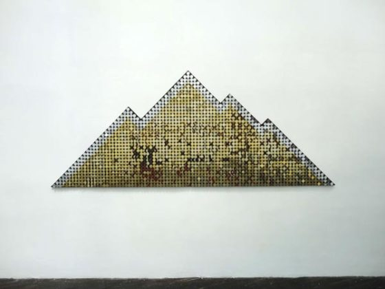 Vincent Szarek, Don't mass with the mountain, 2012