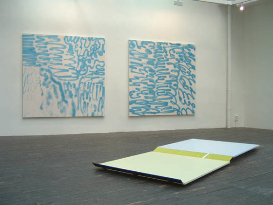 LEVI Renée, Untitled, 190 x 190 cm, 2004 ; Untitled, 190 x 190 cm, 2004<br />