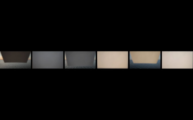 Chants (Déclin), 2015<br />