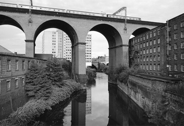 John Davies, 34, Stockport Viaduct, Stockport, 1986
