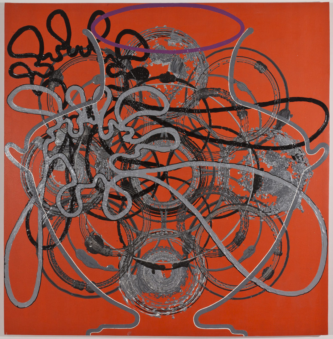 Dominique Gauthier, 6, Série Quadriparti Lecythes, 2009-2010