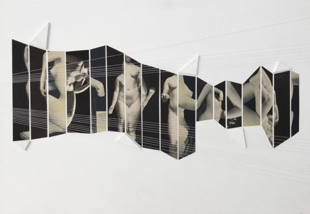 Claudia Huidobro, collage 21