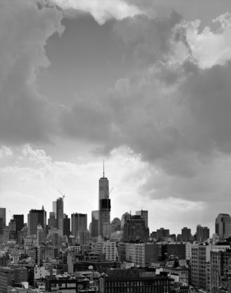 Clouds #81, New York City, 2015