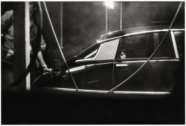 Night ride, Lisboa, 1981