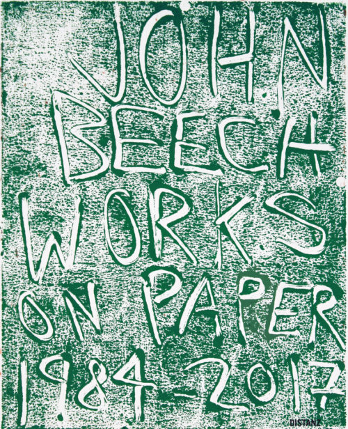 Works on Paper 1984-2017