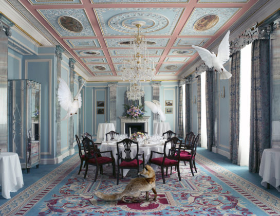 Karen Knorr, The Wedding Party, série The Lanesborough, 2015