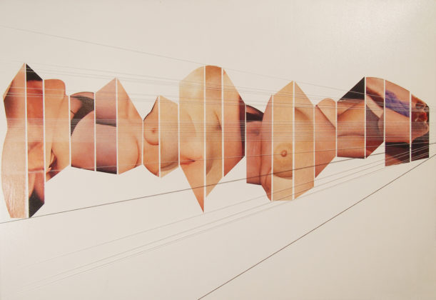 Claudia Huidobro, Collage 5, 2012