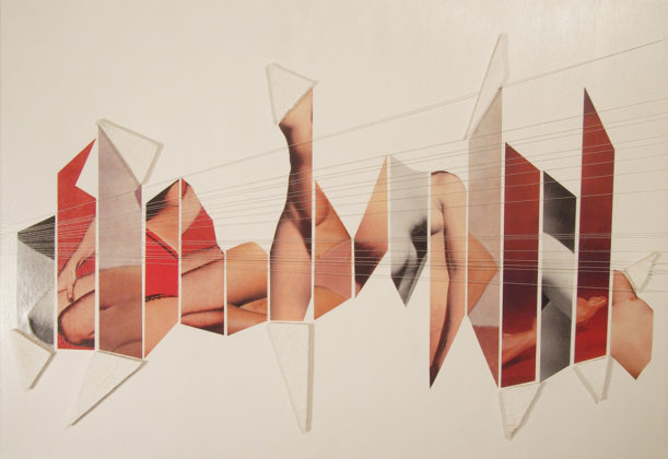 Claudia Huidobro, Collage 4, 2012