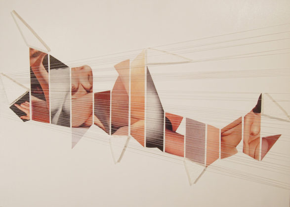 Claudia Huidobro, Collage 8, 2012
