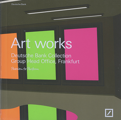 Art works - Deutsche Bank Collection. Group Head Office, Frankfurt