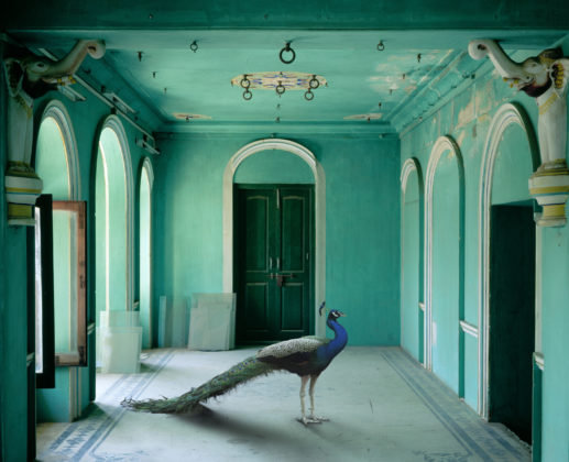 The Queen's Room, Zanana, Udaipur City Palace, Série India Song, 2010