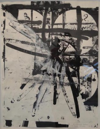 Colombes Drawing #1, 2012