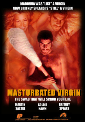 Martin Sastre, Maturbated Virgin the video, 2001, Courtesy galeria Luis adelantado