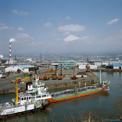 John Davies, Fuji City - 409, Shizuoka Prefecture, Japan, March 2008
