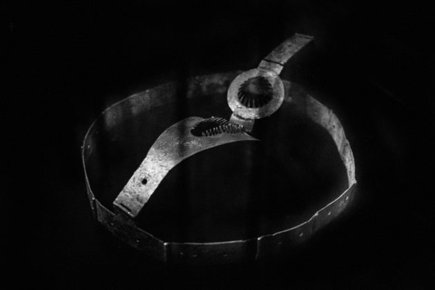 Chastity Belt, 2019 From series Historical Rape, On Rape