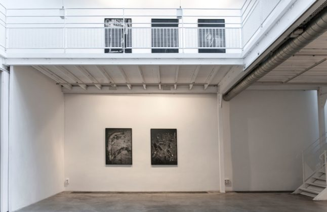 Exhibition view / First floor<br />