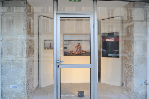 Exhibition view / Window<br />