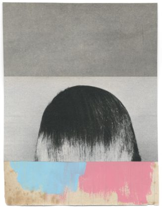 Katrien de Blauwer, When I Was A Boy 2, 2017, 13 x 18 cm