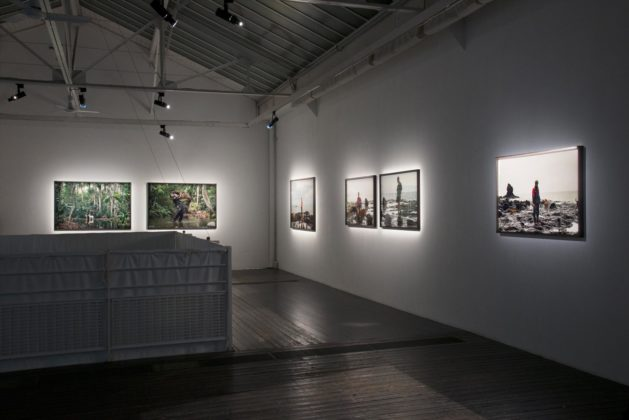 Exhibition view, M'Tsamboro, Laura Henno, November 2018<br />