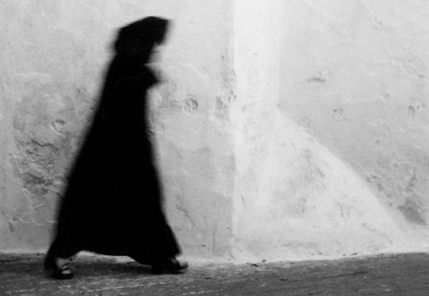 Trianglewoman , Morocco 1952