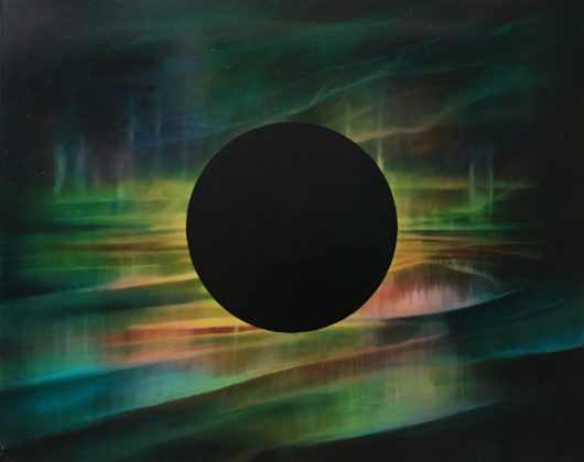 Edouard Wotlon, Black Hole, 2016