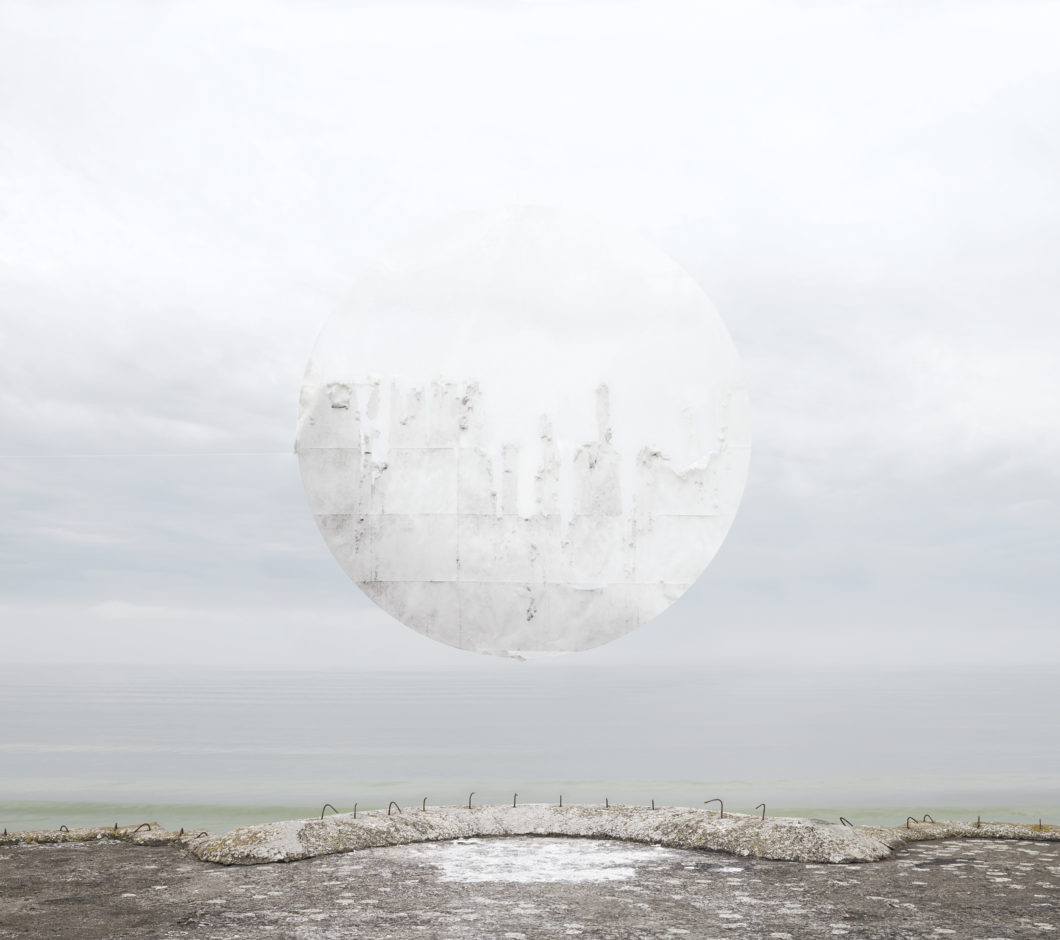 Noémie Goudal / MELTDOWN – a Visualization of Climate Change