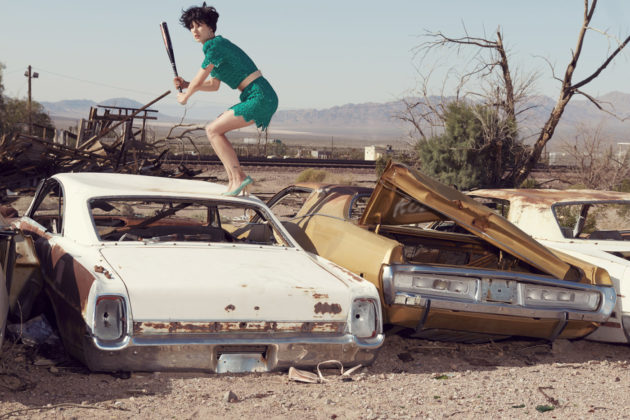 Kourtney Roy, Enter as Fiction N°28, 2015<br />
