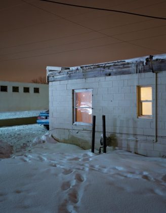 Todd Hido, #2844, from the series House Hunting, 2001