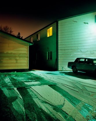 Todd Hido, #7373, from the series House Hunting, 2008