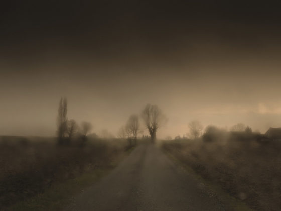Todd Hido, #11789-6928, 2017. From the series Bright Black World