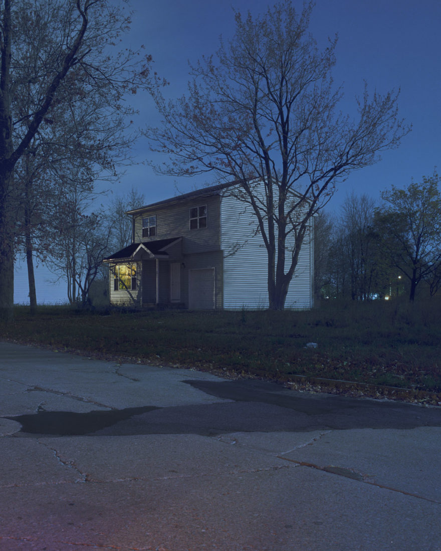 Todd Hido, #2319-b, 1999. From the series House Hunting