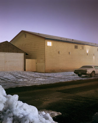 Todd Hido, #4124, 2005, From the series House Hunting