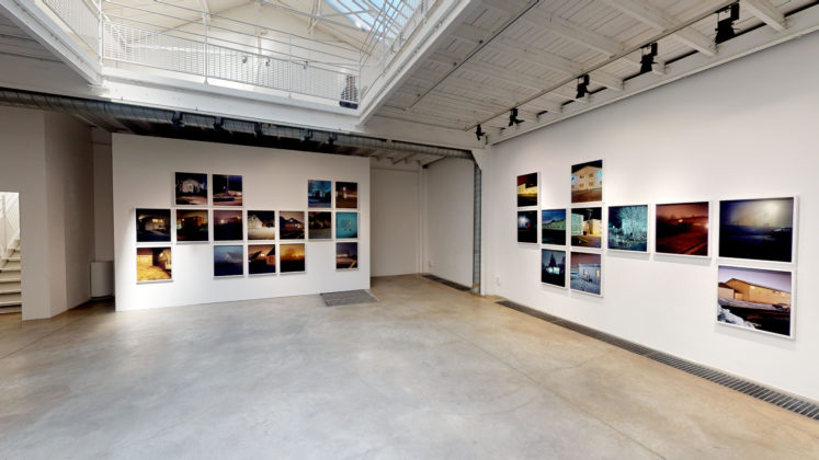 Todd Hido<br /> Exhibition view (ground floor)<br /> From September 6th to October 19th, 2019