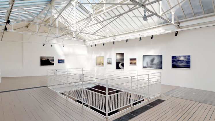 Todd Hido, <br /> Exhibition view (1st floor)<br /> From September 6th to October 19th, 2019